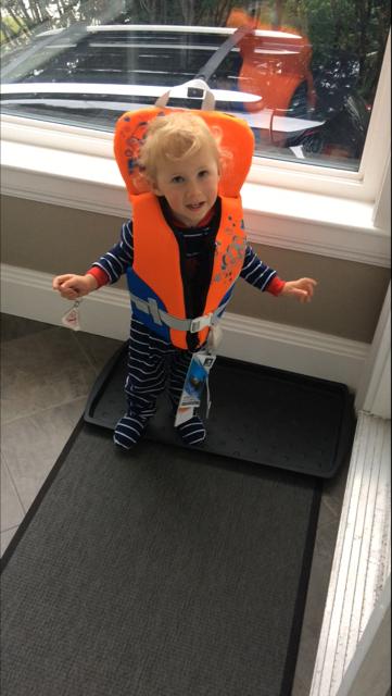 Mason life jacket